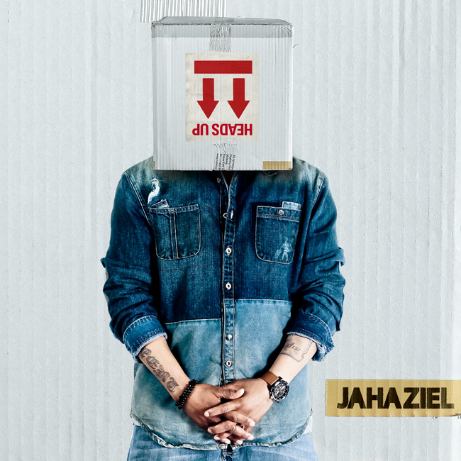 Jahaziel Heads Up album – In Stores Now!