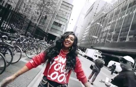 Adia Releases New Video
